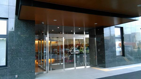 花園インター近くに新しいビジネスホテルが出来ました!