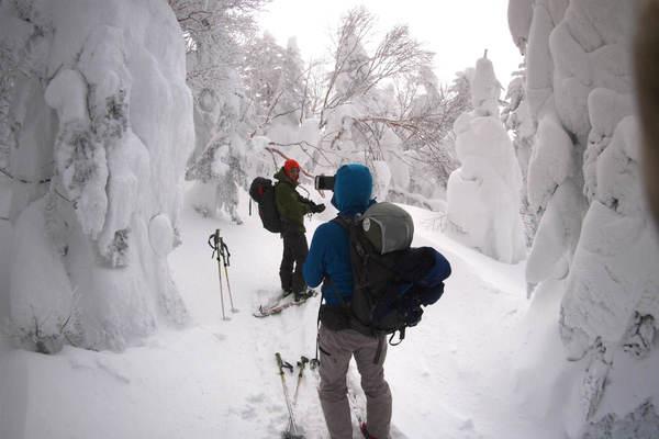 2/17根子岳ツアー開催